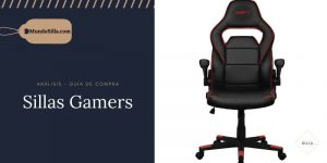sillas gamers